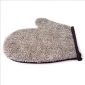 Gray With Tassel Anti-slip Nylon Gloves