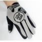 Wearable Black & Gray Warm Motorcycle Gloves
