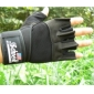 Anti-slip Half Finger Black Sports Gloves