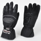 Black Cold Resistant Wearable Motorcycle Gloves