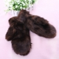 Long Wool Mittens Cold Resistant Winter Gloves